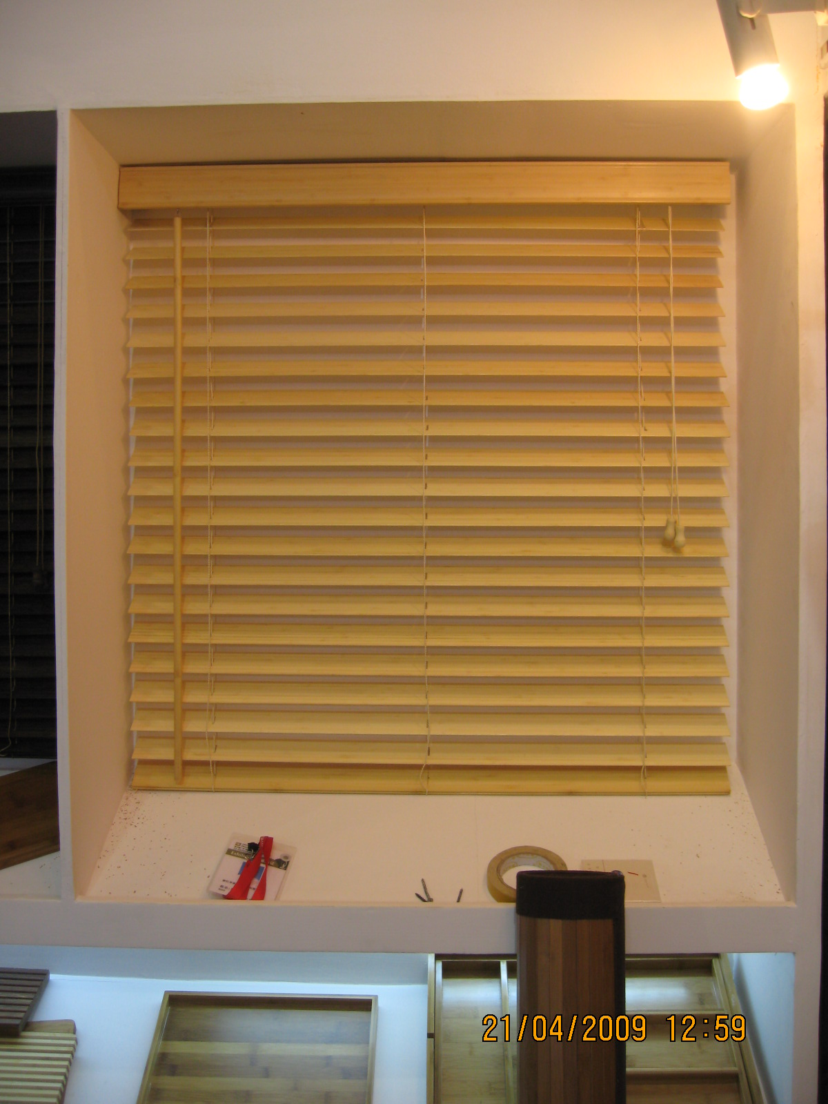 Bamboo Roll Blind-03